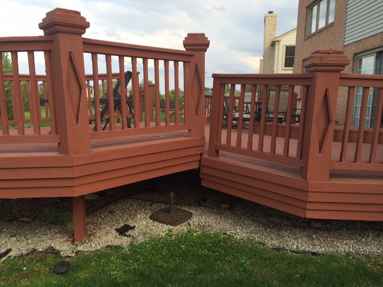 Deck Repair Michigan Rochester Hills Ann Arbor Mi