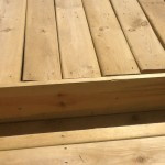 Pressure Treated wood